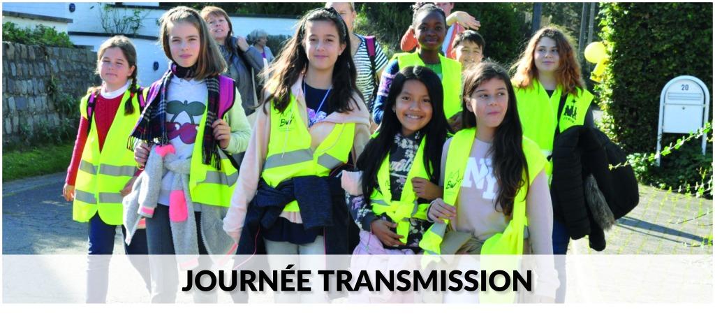 Journée Transmission Bandeau