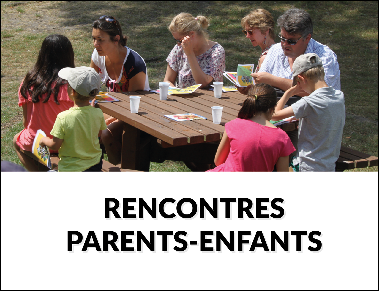 Rencontres parents-enfants