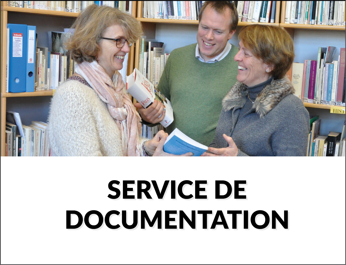 Service de documentation